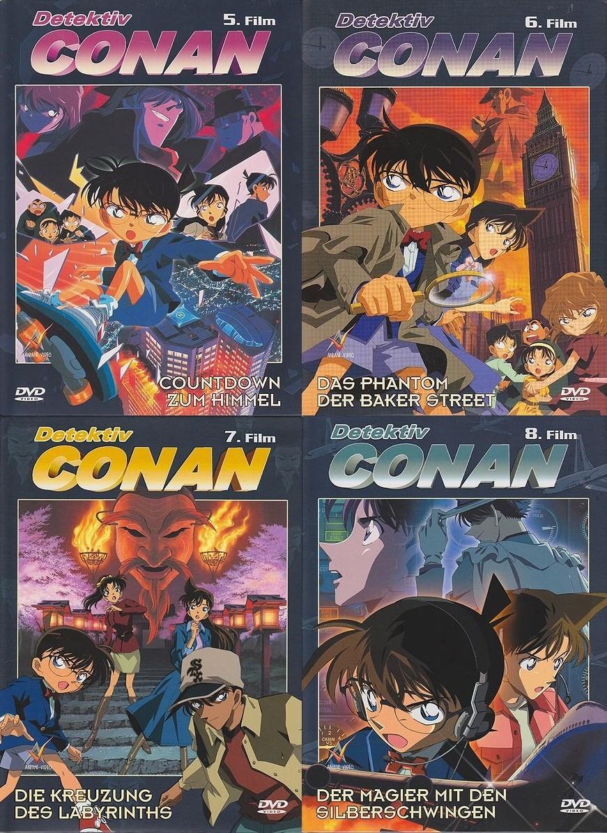 Detektiv Conan Filme